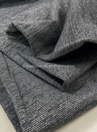 grey glamour sweater