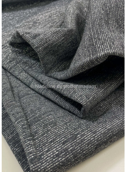grey glamour sweater