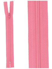 close end zipper - fuchsia color 516