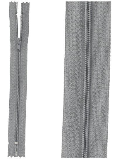 close end zipper - dark grey  color 578