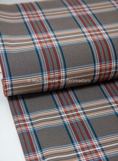 copper taupe squares - bengaline