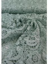 mint Spanish lace