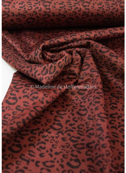 leopard roest - scuba