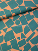 Swafing mint apricot be cold - viscose