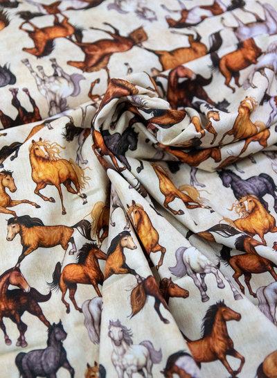 wild horses - katoentje