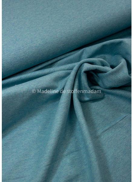 Swafing aqua blauw  jenna - dunne sweater