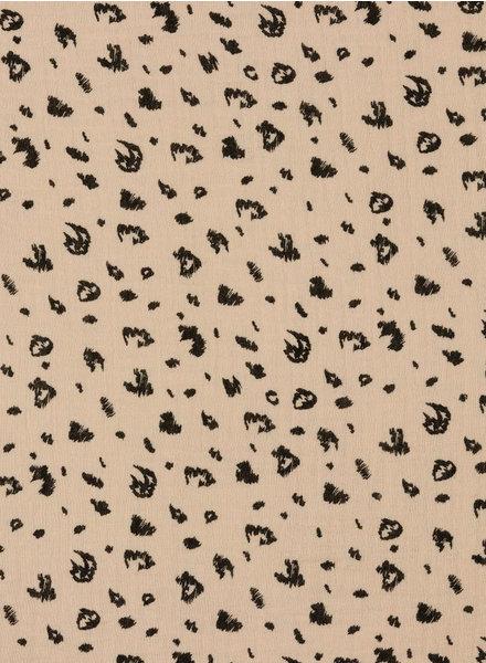 BIO luipaard crème -  tetra