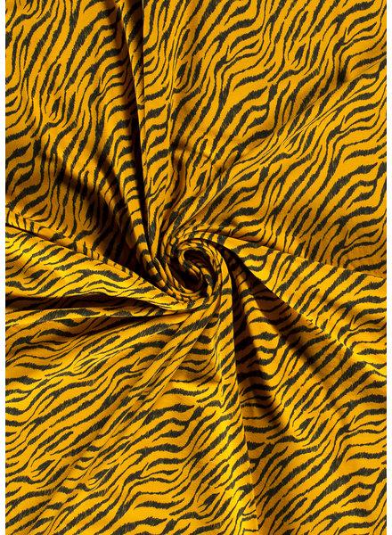 ocre zebra - jersey