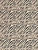 beige zebra - tricot