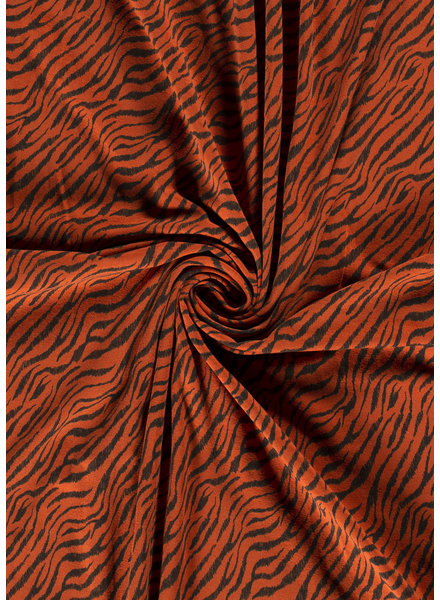 copper zebra - jersey