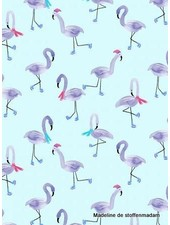 Chill Out - Freestyle Flamingo - cotton