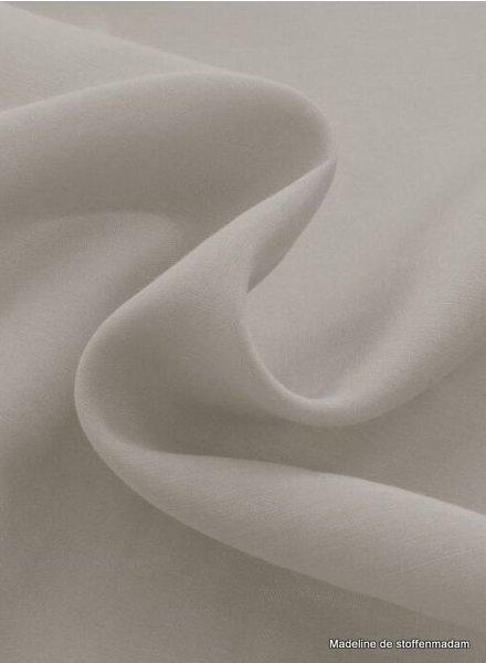 ecru - silk cotton blend