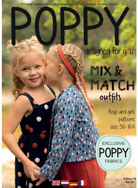 Be Inspired by Poppy EDITIE 16