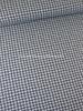 Swafing blauw ruitjes - tricot