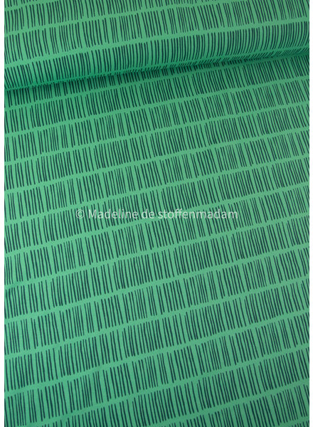 Swafing green stripes - jersey