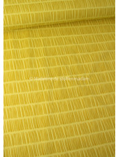 Swafing geel streepjes  - tricot