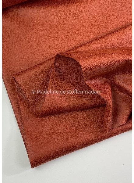 copper soft faux leather