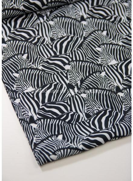 Swafing zebra - viscose