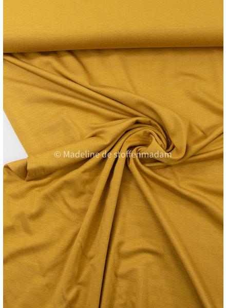ochre - bamboo jersey