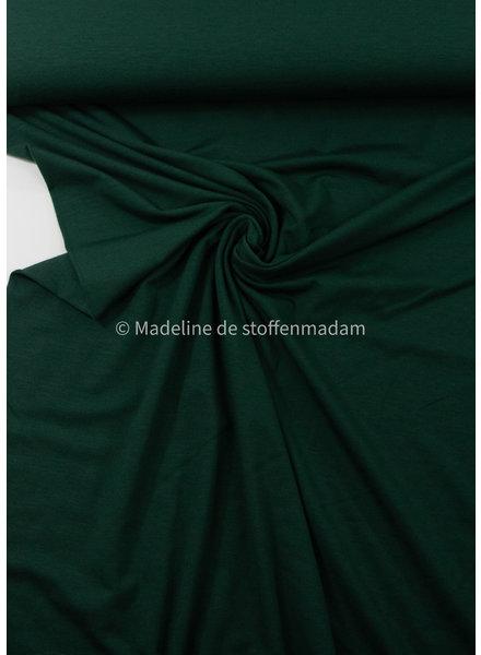 bottle green- bamboo jersey
