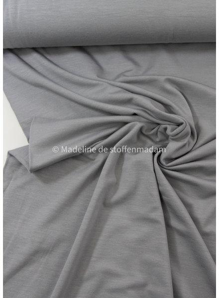 light grey - bamboo jersey