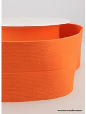 oranje - taille elastiek voorgevouwen 30mm