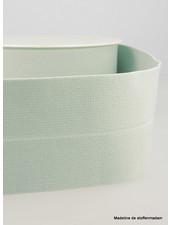 munt - taille elastiek voorgevouwen 30mm