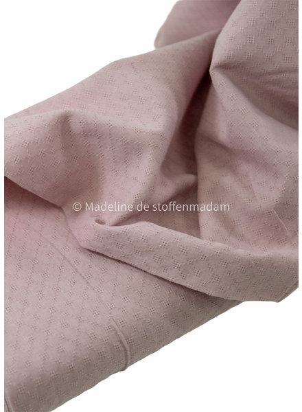 pink - fine embroidery cotton