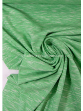 pistache - mooi gemeleerde tricot - 100% organic katoen