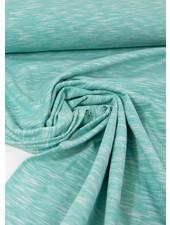 mint - mooi gemeleerde tricot - 100% organic katoen