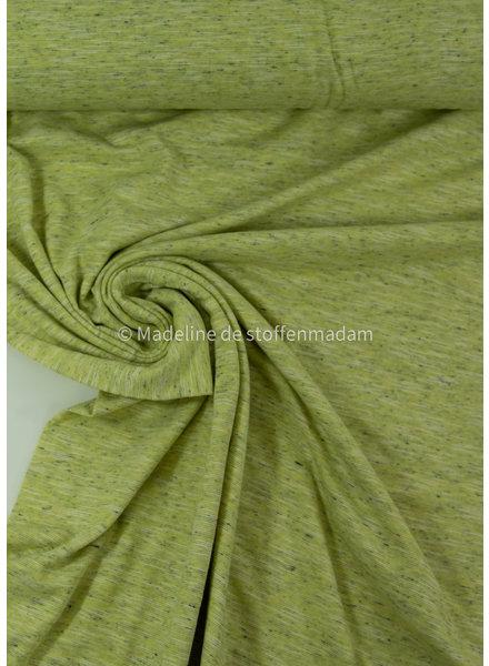 lemon - beautiful melee jersey - 100% cotton