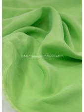Ipeker - Vegan Textile chartreuze groen - 100% vegan cupro