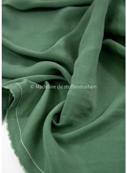 Ipeker - Vegan Textile jade green - 100% vegan cupro