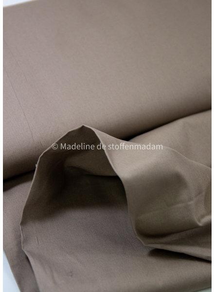Fibremood taupe cotton - Suri
