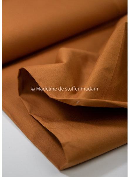 Fibremood leather brown - cotton - Alix