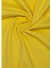 Fibremood geel boordstof - 1 meter breedte - Robin