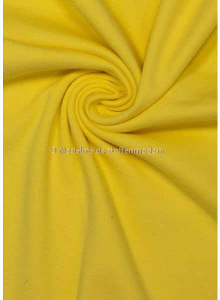 Fibremood yellow - jogging brushed - Robin