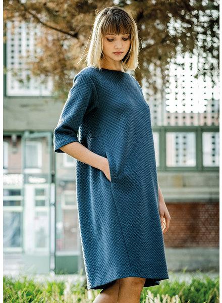 Fibremood doorstikte sweater - Debra
