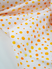 Bio oranje waterdrops  - tetra / double gauze