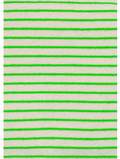 katia neon green stripes - sponge