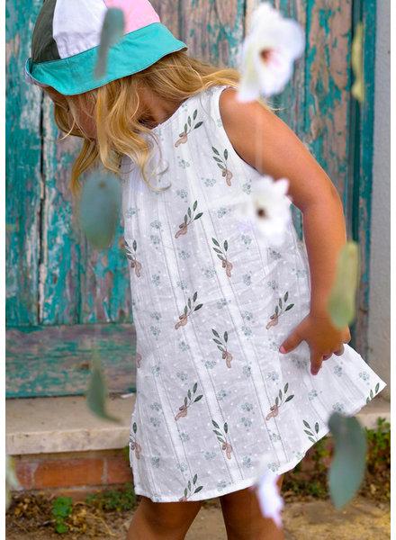 katia Flying Platypus - embroidery