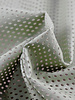 La Maison Victor perforated faux leather