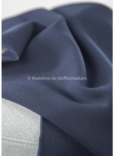 A La Ville navy blue - Natan pants and skirts quality - slightly stretchable