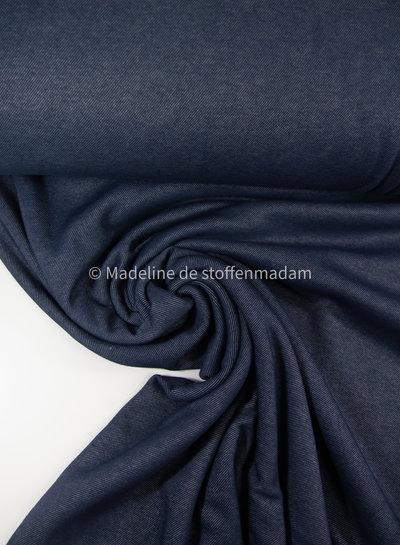 blauw jeans - happy fleece