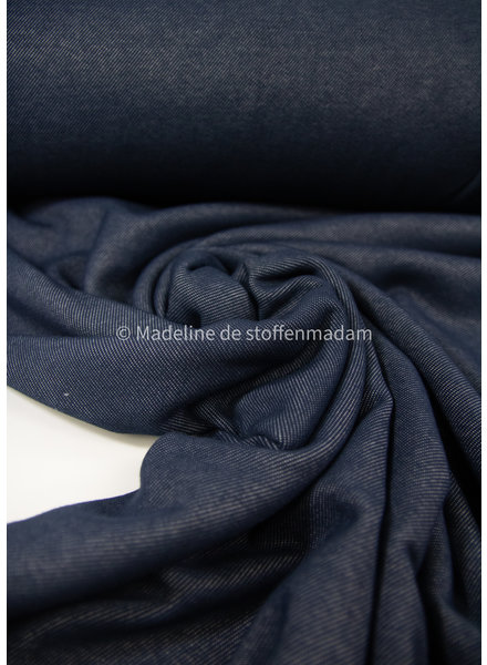 blauw jeans - happy fleece