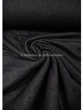 zwart jeans - happy fleece