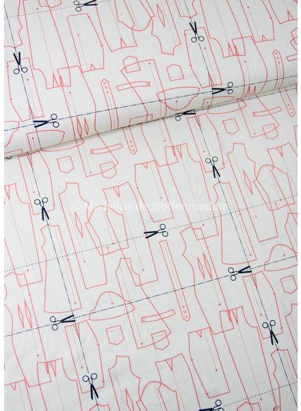 pattern pieces - cotton