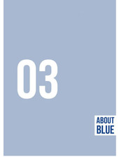 about blue fabrics 3 Cashmere Blue - ribbing