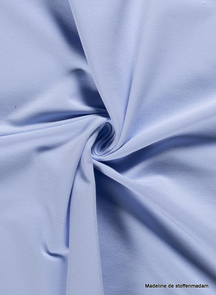 ice blue - solid french terry oeko tex