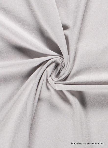 lichtgrijs 062 - effen tricot
